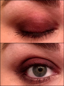 Burgundy Eye Both